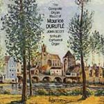 Duruflé: Organ Works (CD)