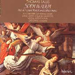 Tallis: Sacred Choral Works (CD)