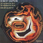 Simpson: String Quartets (CD)