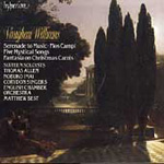 Vaughan Williams: Vocal Works (CD)