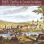 Bach: Partitas for Organ (CD)