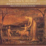 Tavener: Sacred Works (CD)
