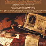 Odes on the Death of Henry Purcell (CD)