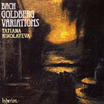 Bach: Goldberg Variations (CD)