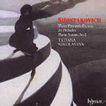 Shostakovich: Piano Works (CD)