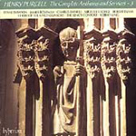 Purcell: Complete Anthems & Services, Vol.3 (CD)