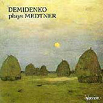 Medtner: Piano Works (CD)