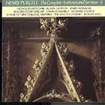 Purcell: Complete Anthems & Services, Vol.5 (CD)