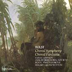 Holst: Choral Works (CD)