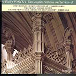 Purcell: Complete Anthems & Services, Vol.6 (CD)