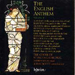 The English Anthem, Vol. 4 (CD)
