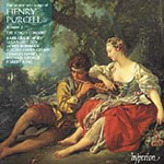 Purcell: Secular Solo Songs, Volume 2 (CD)