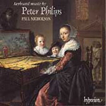 Peter Philips: Keyboard Music (CD)