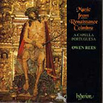 Music of Renaissance Coimbra (CD)
