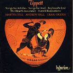 Tippett: Songs and Purcell Realisations (CD)
