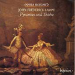 Lampe: Pyramus and Thisbe (CD)