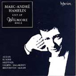 Marc-André Hamelin live at the Wigmore Hall (CD)