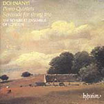 Dohnányi: Chamber Works (CD)