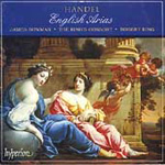 Handel: English Arias (CD)