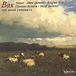Bax: Chamber Works (CD)