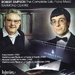 Simpson: Piano Works (CD)
