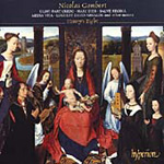 Gombert:  Sacred Choral Works (CD)