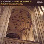 Byrd: Mass for Five Voices (CD)