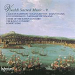 Vivaldi: Sacred Works Vol 9 (CD)