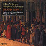 His Majestys Sagbutts and Cornetts-Grand Tour (CD)