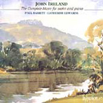 Ireland: Complete Music for Violin and Piano (CD)