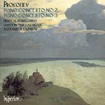 Prokofiev: Piano Concertos Nos 2 and 3 (CD)