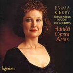 Handel: Opera Arias and Overtures (CD)