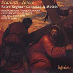 Scarlatti & Hasse: Choral works (CD)