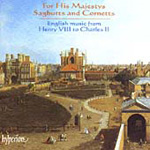 English music from Henry VIII to Charles II (CD)