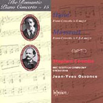 Romantic Piano Concerto, Volume 15 (CD)