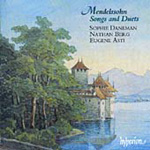Mendelssohn: Songs (CD)