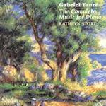Fauré: Complete Piano Works (CD)