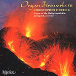 Organ Fireworks, Vol. 7 (CD)