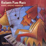 Roslavets: Piano Works (CD)