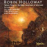 Holloway: Serenade in C & Fantasy-Pieces (CD)