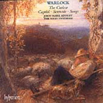 Warlock: Chamber Works & Songs (CD)
