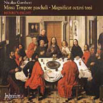 Gombert: Missa Tempore Paschali (CD)