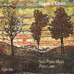 Albert: Piano Works (CD)