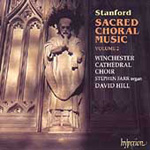 Stanford: Sacred Choral Works, Vol. 2 (CD)
