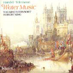 Handel/Telemann: Water Music (CD)