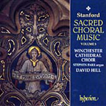 Stanford: Sacred Choral Works, Vol. 3 (CD)