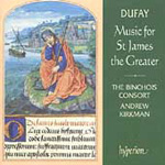 Dufay: Mass for St James etc (CD)