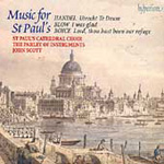 Music for St Paul's (CD)