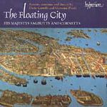 Floating City - His Majesty's Sagbutts and Cornetts (CD)