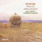 Stanford: Music for Violin & Piano (CD)